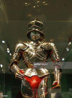 emperor maximilian armour 1485