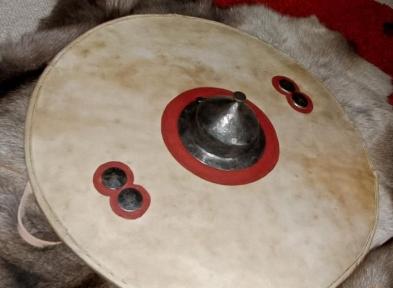 rawhide shield