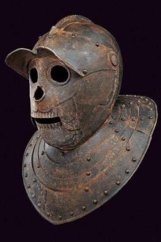 Savoyard helms creepy