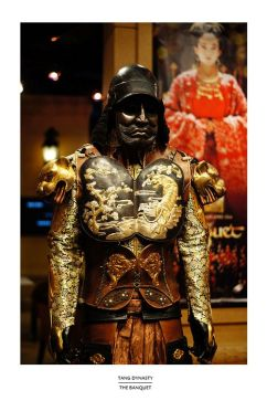 Tang dynasty armour