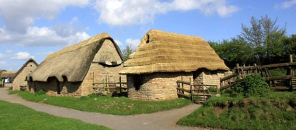Cosmeston-Medieval-Village