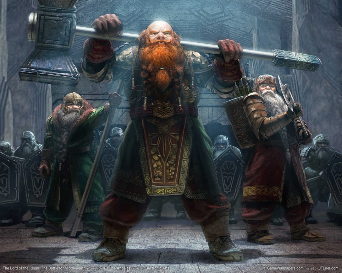 dwarves – Richie Billing