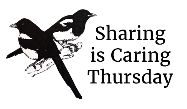 Sharing is Caring Thursday #8 How not to write body language, T.S. Eliot, 'bestselling' authors, and scrapping work
